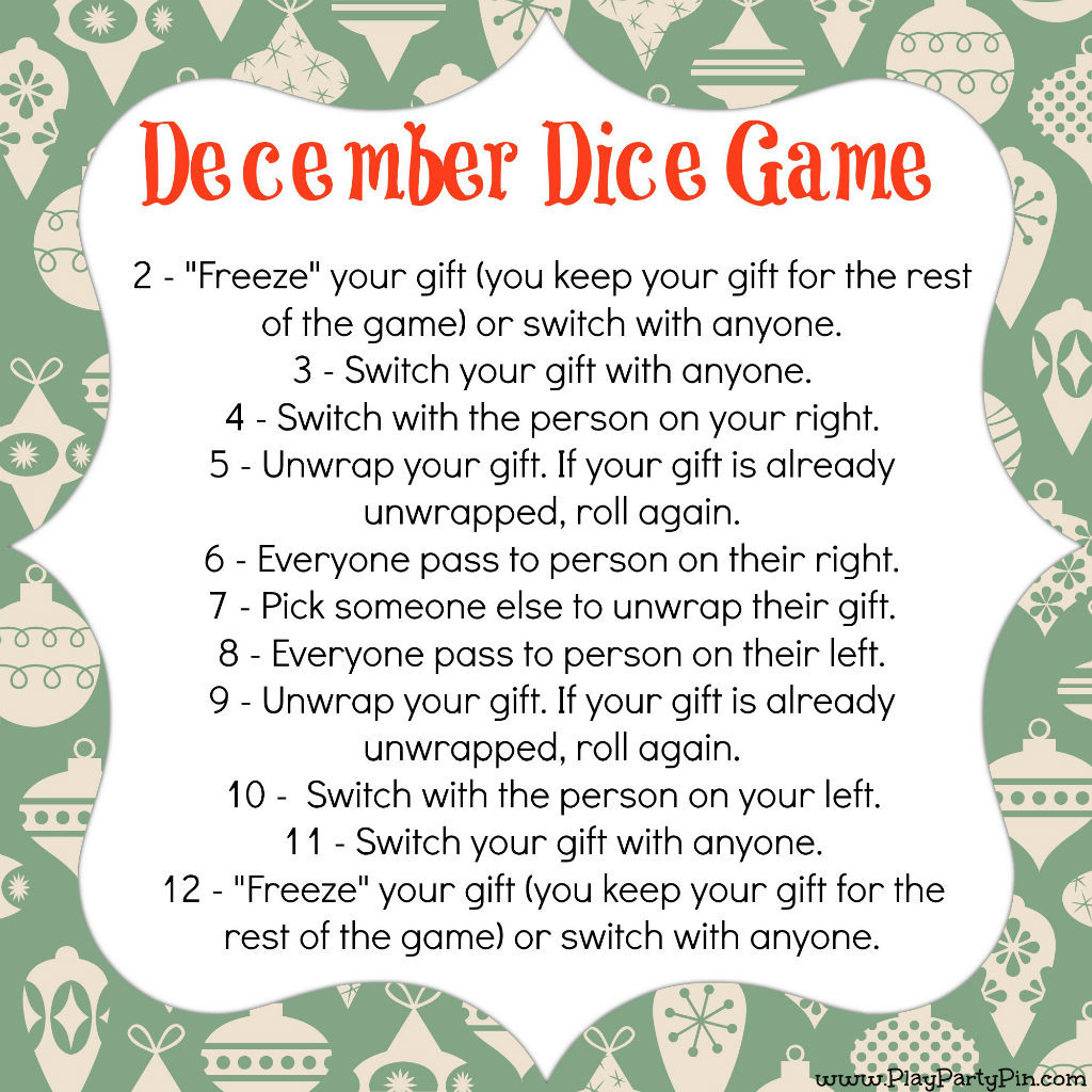 Best ideas about Christmas Gift Game Ideas . Save or Pin Fabulous Christmas Games For Kids Starsricha Now.