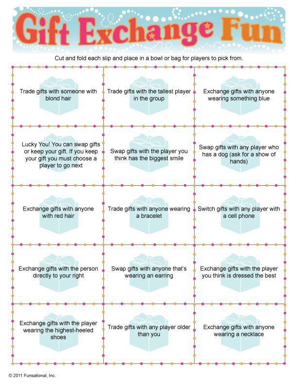 Best ideas about Christmas Gift Game Ideas . Save or Pin Gift Exchange Game This might be a fun twist to dirty Now.