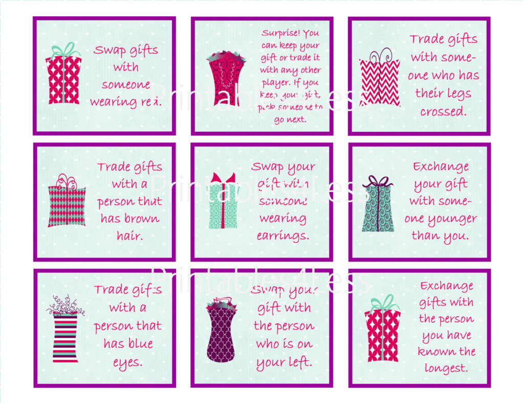 Best ideas about Christmas Gift Game Ideas . Save or Pin Holiday Gift Exchange Games Now.