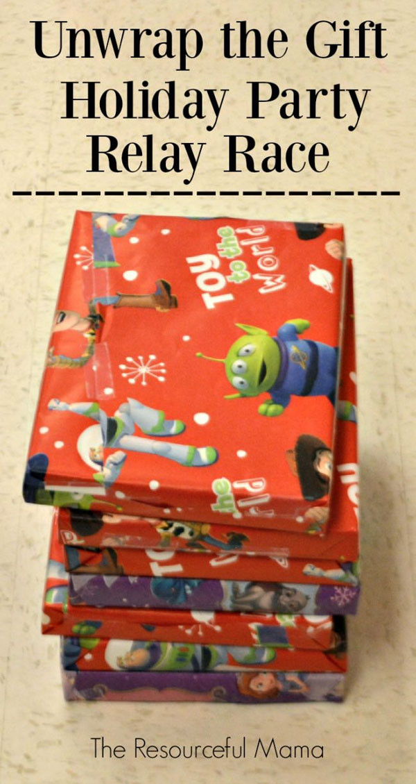 Best ideas about Christmas Gift Game Ideas . Save or Pin 29 Awesome School Christmas Party Ideas Now.