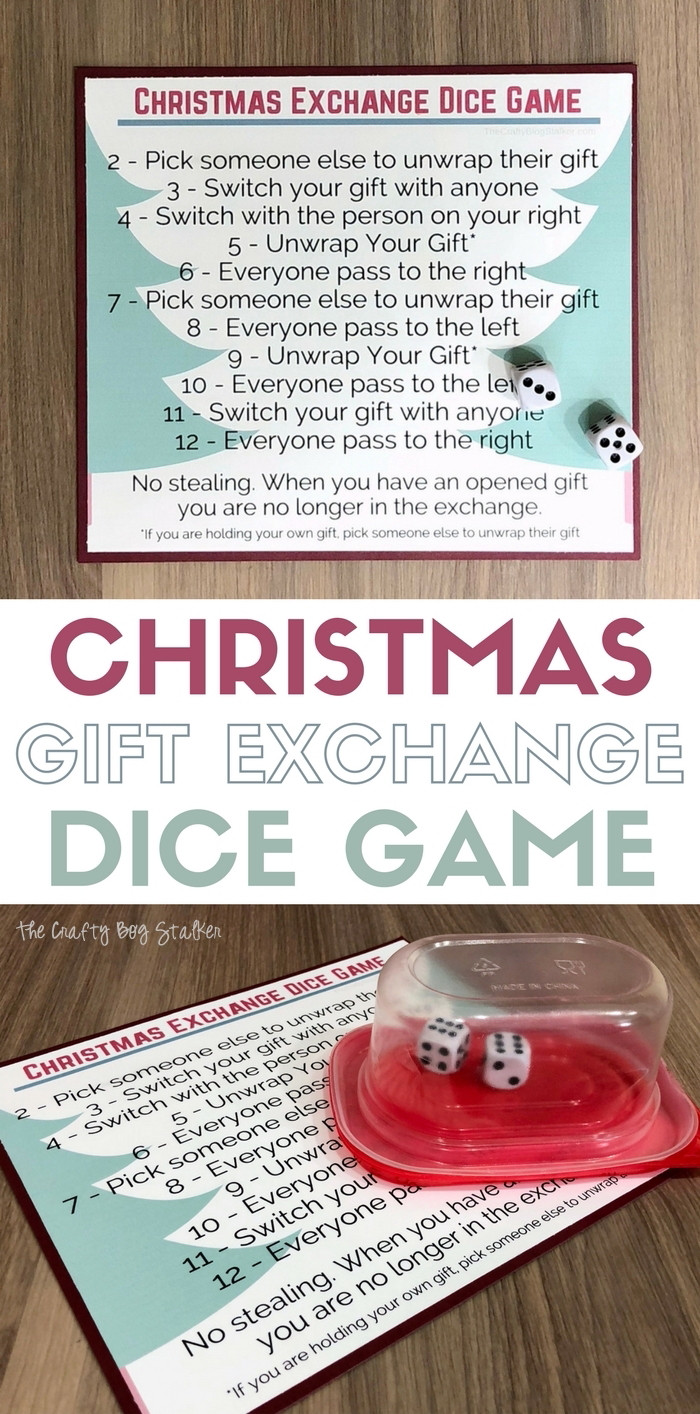 Best ideas about Christmas Gift Game Ideas . Save or Pin Holiday Gathering Archives The Crafty Blog Stalker Now.