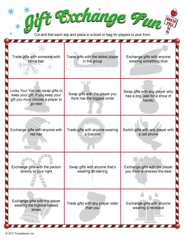 Best ideas about Christmas Gift Game Ideas . Save or Pin Best 25 Christmas t exchange games ideas on Pinterest Now.