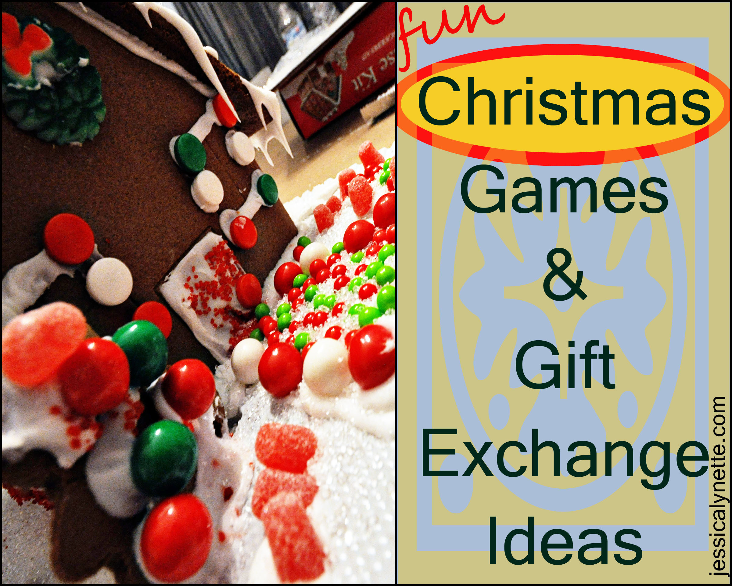 Best ideas about Christmas Gift Game Ideas . Save or Pin christmas games JessicaLynette Now.