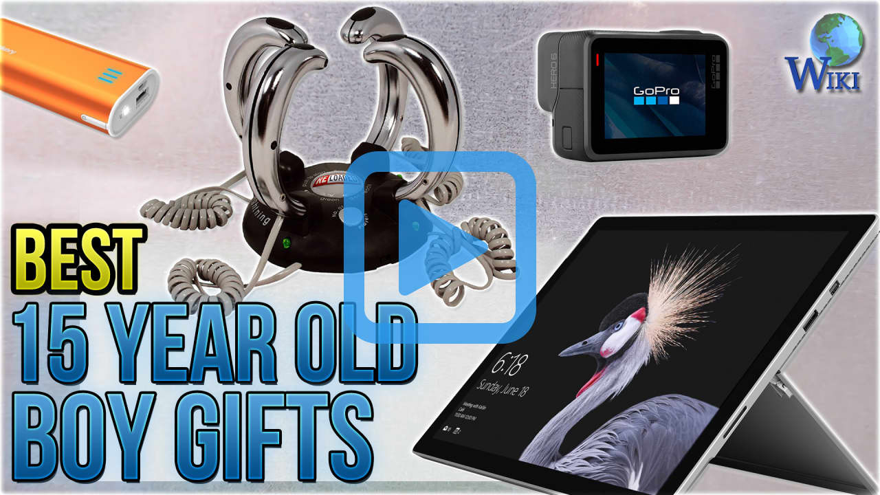 Best ideas about Christmas Gift Ideas 15 Year Old Boy . Save or Pin Top 10 15 Year Old Boy Gifts of 2018 Now.