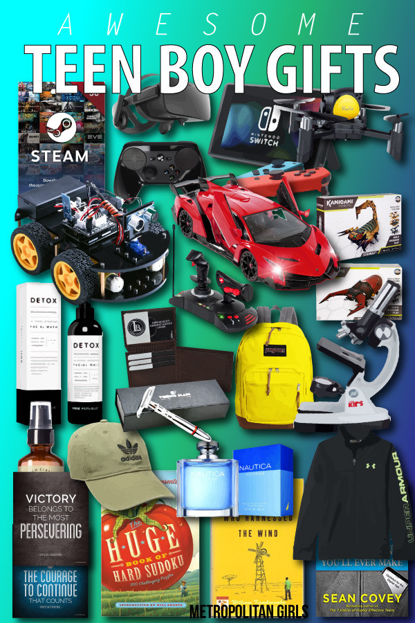 Best ideas about Christmas Gift Ideas 15 Year Old Boy . Save or Pin 34 Best Gift Ideas for Teen Boys The Ultimate Gift Guide Now.