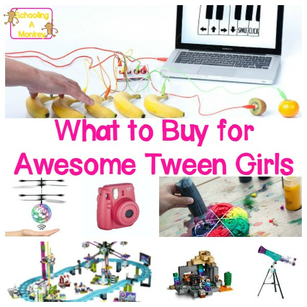 Best ideas about Christmas Gift Ideas For 10 Year Old Girl . Save or Pin GIFTS FOR 10 YEAR OLD GIRLS WHO ARE AWESOME Now.
