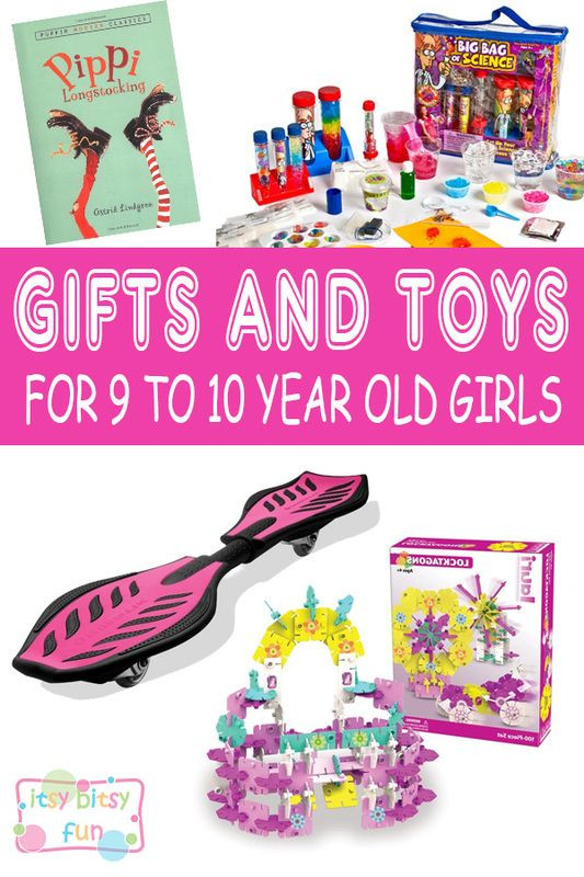 Best ideas about Christmas Gift Ideas For 10 Year Old Girl . Save or Pin Best Gifts for 9 Year Old Girls in 2017 Now.