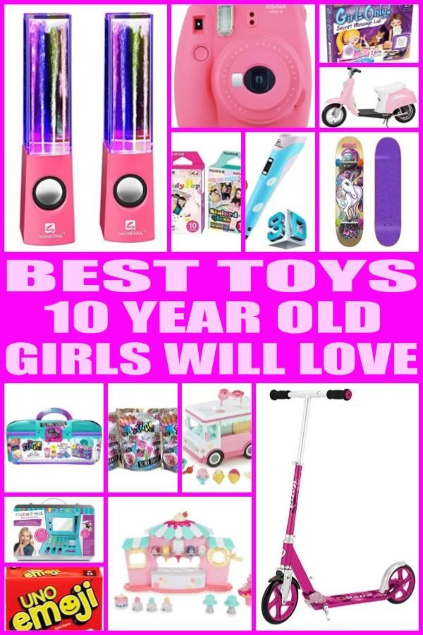 Best ideas about Christmas Gift Ideas For 10 Year Old Girl . Save or Pin Best 25 Christmas presents for 10 year old girls ideas on Now.
