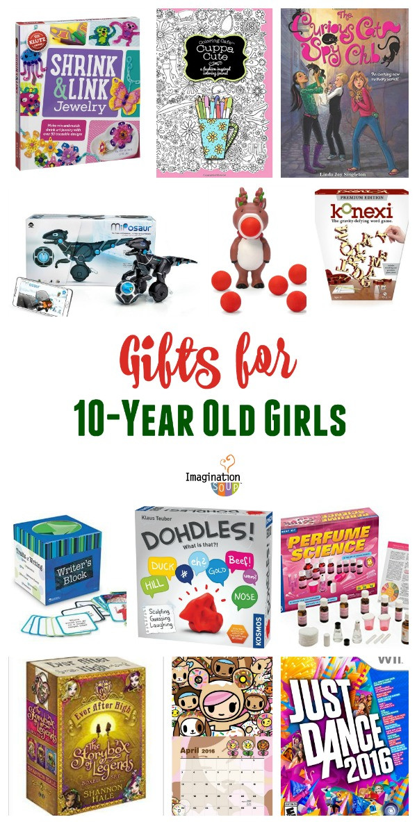 Best ideas about Christmas Gift Ideas For 10 Year Old Girl . Save or Pin Gifts for 10 Year Old Girls Now.