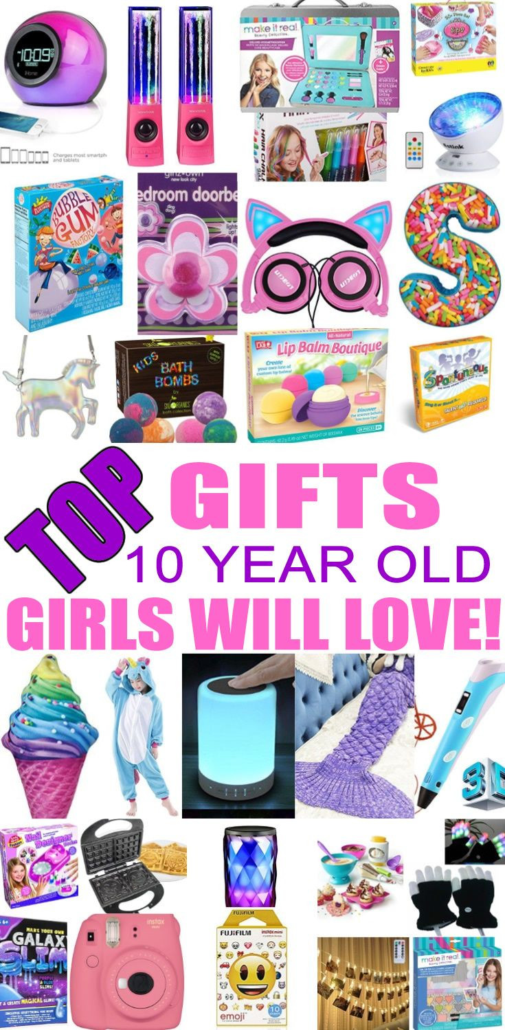 Best ideas about Christmas Gift Ideas For 10 Year Old Girl . Save or Pin Best Gifts For 10 Year Old Girls Now.