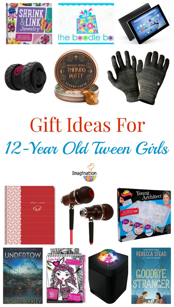 Best ideas about Christmas Gift Ideas For 10 Year Old Girl . Save or Pin Gifts for 12 Year Old Girls Now.