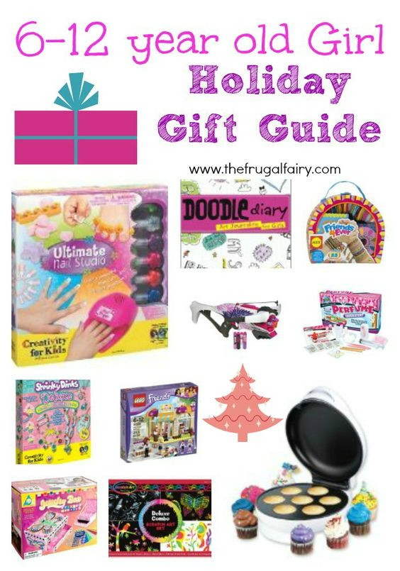 Best ideas about Christmas Gift Ideas For 12 Yr Old Girl . Save or Pin Gifts for 6 12 year old Girls 2013 Holiday Gift Guide Now.