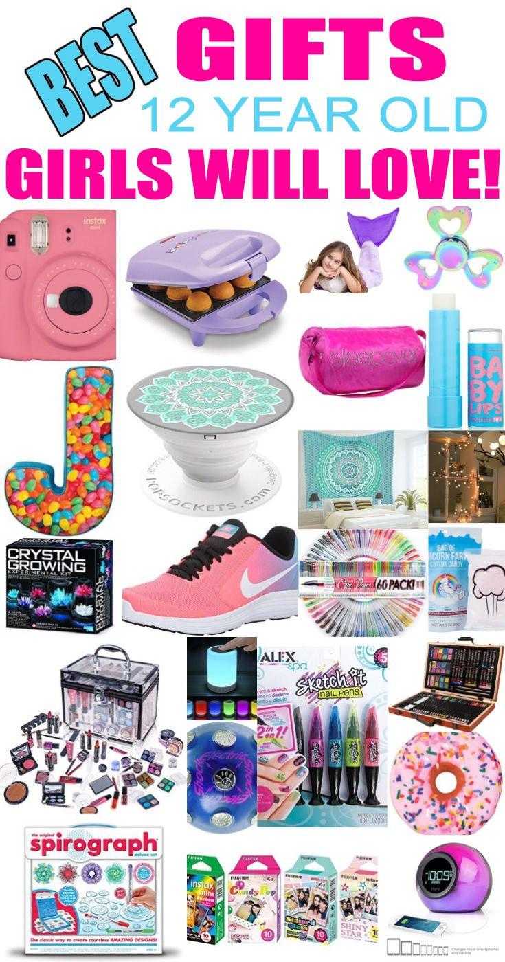 Best ideas about Christmas Gift Ideas For 12 Yr Old Girl . Save or Pin Best Gifts For 12 Year Old Girls Gift Guides Now.