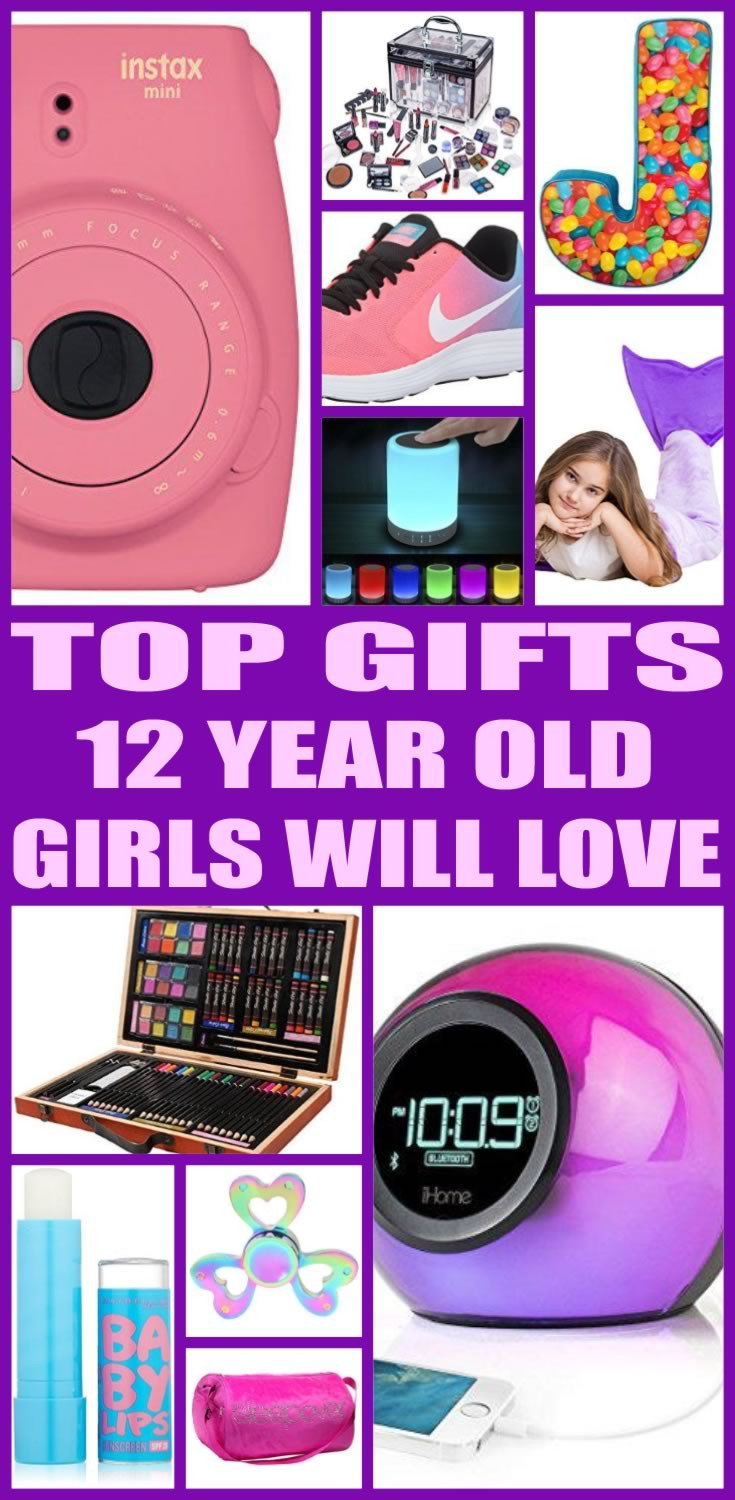 Best ideas about Christmas Gift Ideas For 12 Yr Old Girl . Save or Pin Best Gifts For 12 Year Old Girls Now.
