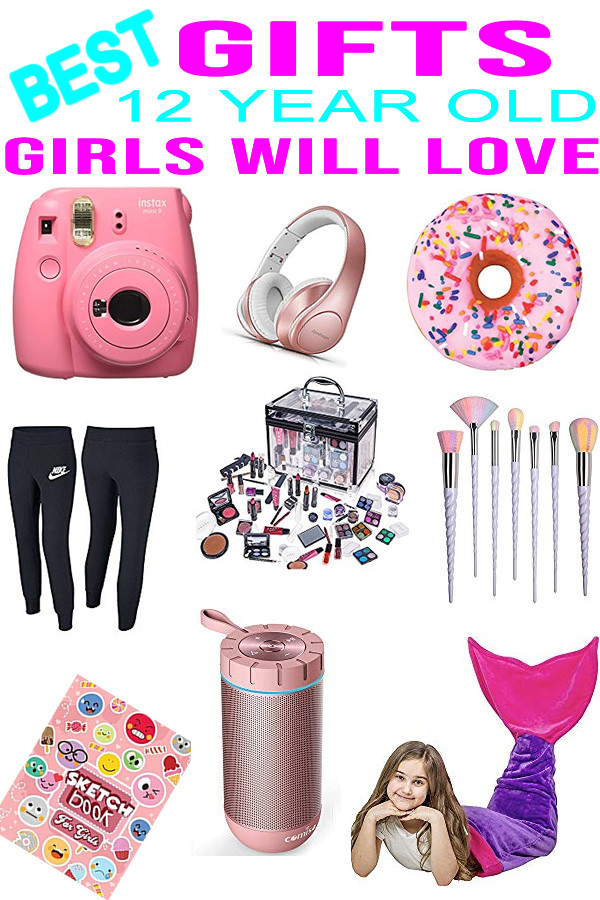 Best ideas about Christmas Gift Ideas For 12 Yr Old Girl . Save or Pin Best Gifts 12 Year Old Girls Will Love Now.