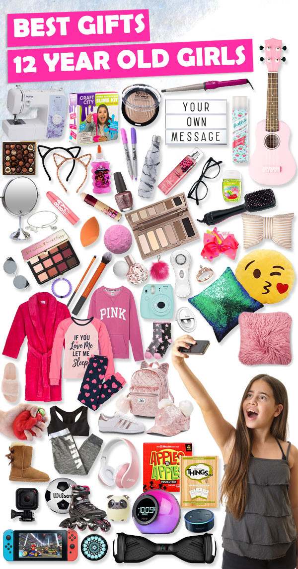 Best ideas about Christmas Gift Ideas For 12 Yr Old Girl . Save or Pin Gifts for 12 Year Old Girls 2018 Now.