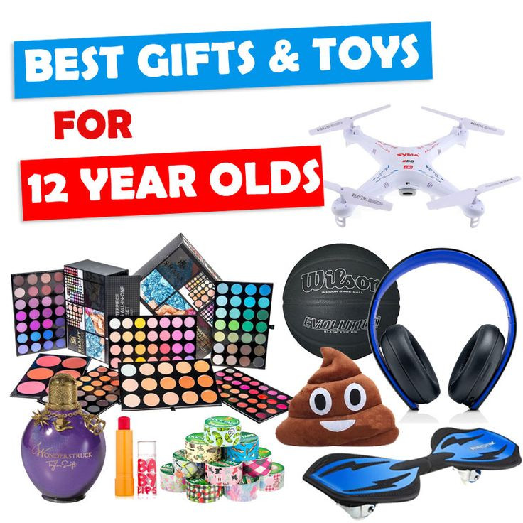Best ideas about Christmas Gift Ideas For 12 Yr Old Girl . Save or Pin Best Gifts And Toys For 12 Year Olds 2018 Now.