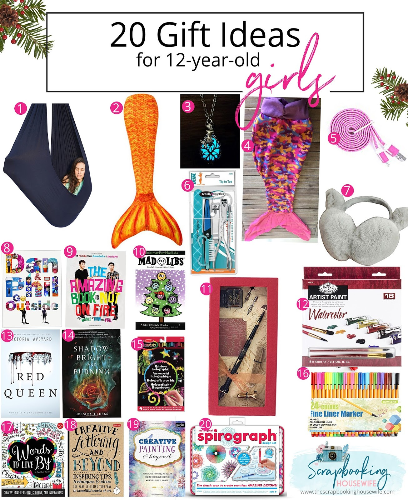 Best ideas about Christmas Gift Ideas For 12 Yr Old Girl . Save or Pin Ellabella Designs 13 GIFT IDEAS FOR TODDLERS Now.