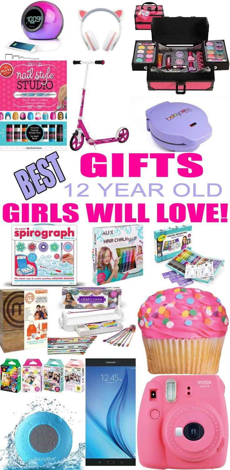 Best ideas about Christmas Gift Ideas For 12 Yr Old Girl . Save or Pin Best Toys for 12 Year Old Girls Now.