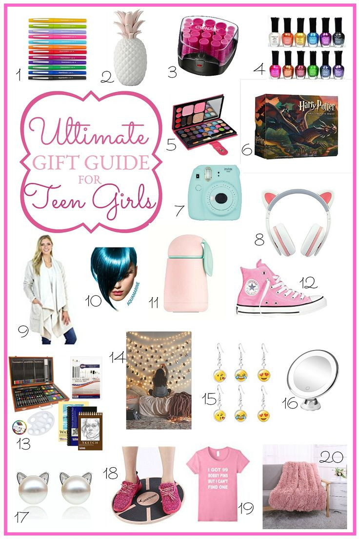 Best ideas about Christmas Gift Ideas For 16 Yr Old Girls . Save or Pin 25 unique 17 year old christmas ts ideas on Pinterest Now.