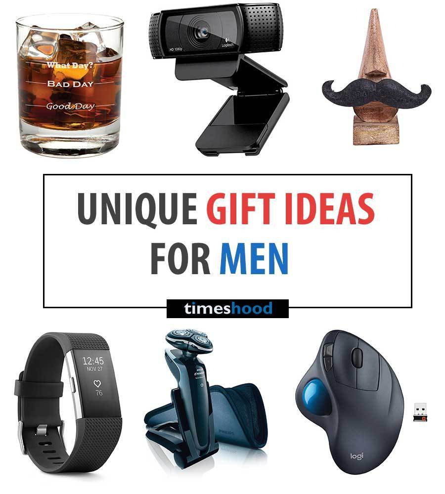 Best ideas about Christmas Gift Ideas For Boss Male . Save or Pin 30 Unique Gift Items A Man Actually Want But Never Tells Now.