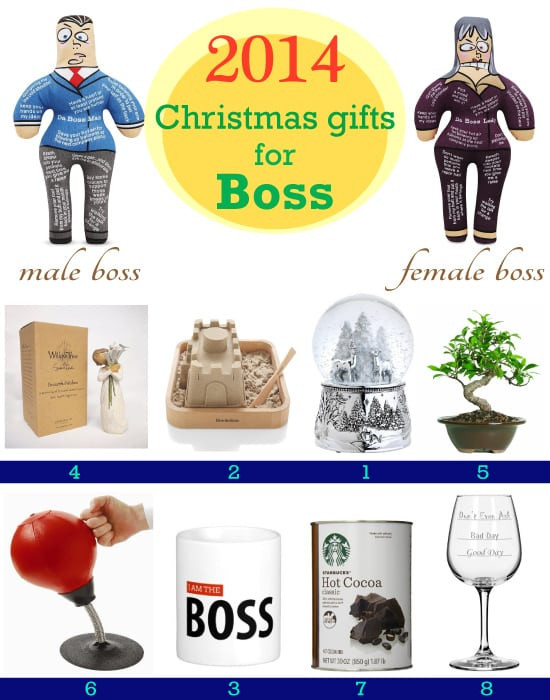 Best ideas about Christmas Gift Ideas For Boss Male . Save or Pin Christmas Gifts To Get for Boss and Female Boss Vivid s Now.