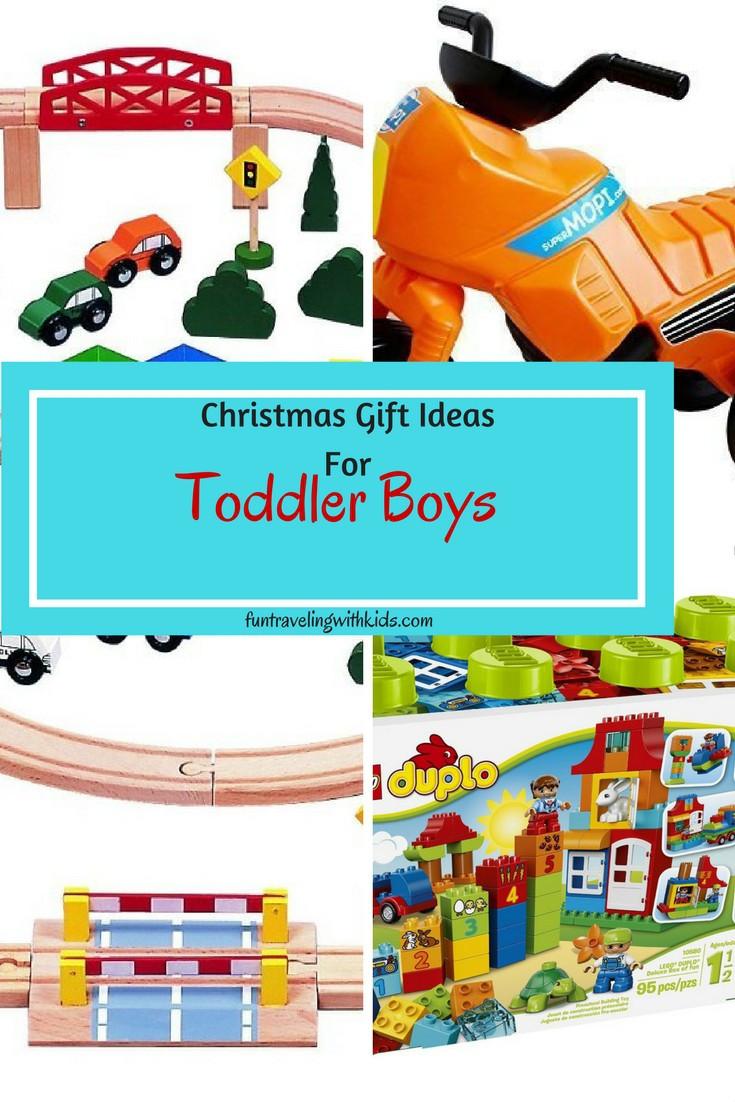 Best ideas about Christmas Gift Ideas For Boys . Save or Pin All About Christmas Gift Ideas For Toddler Boys Fun Now.