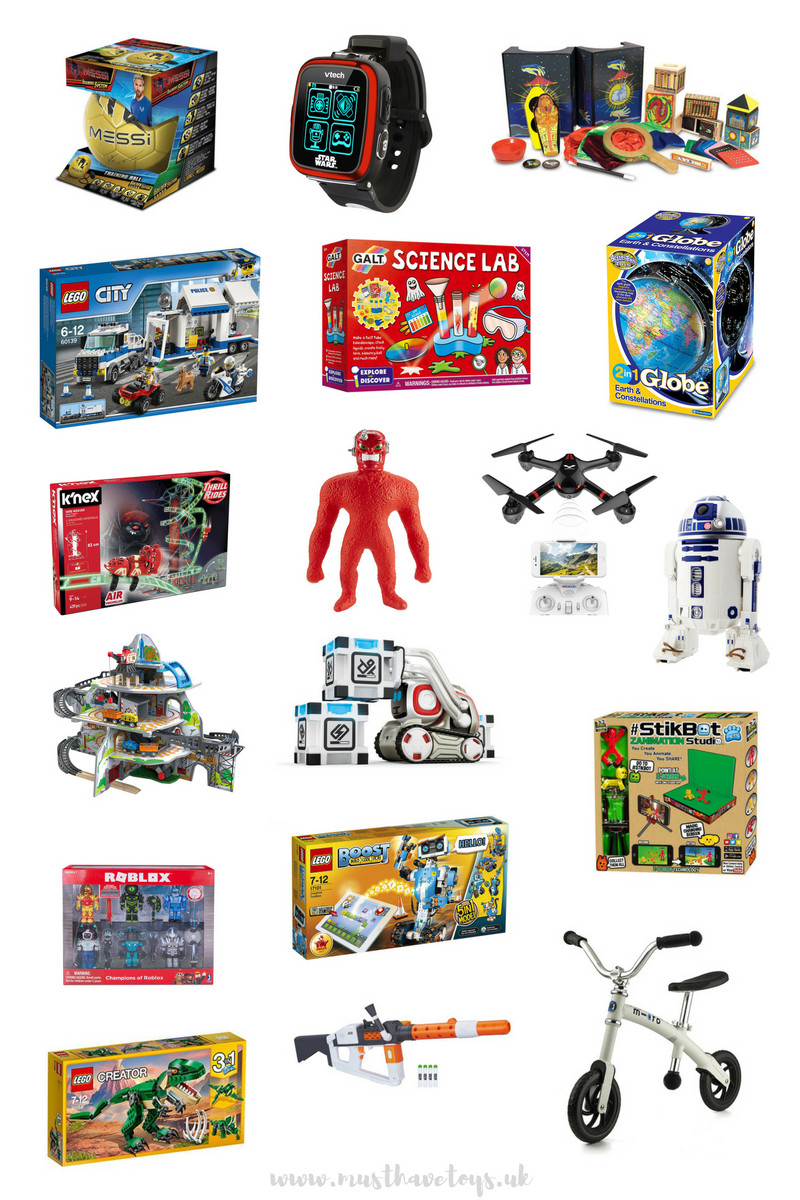Best ideas about Christmas Gift Ideas For Boys . Save or Pin Christmas Presents For Boys 2017 Must Have Toys UK Now.