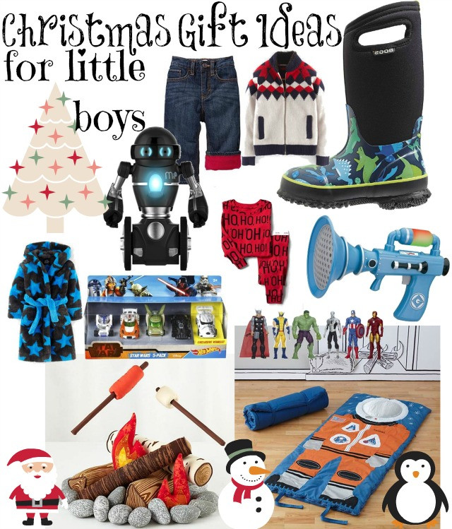 Best ideas about Christmas Gift Ideas For Boys . Save or Pin Christmas Gift Ideas for Kids Little Boys ⋆ chic everywhere Now.