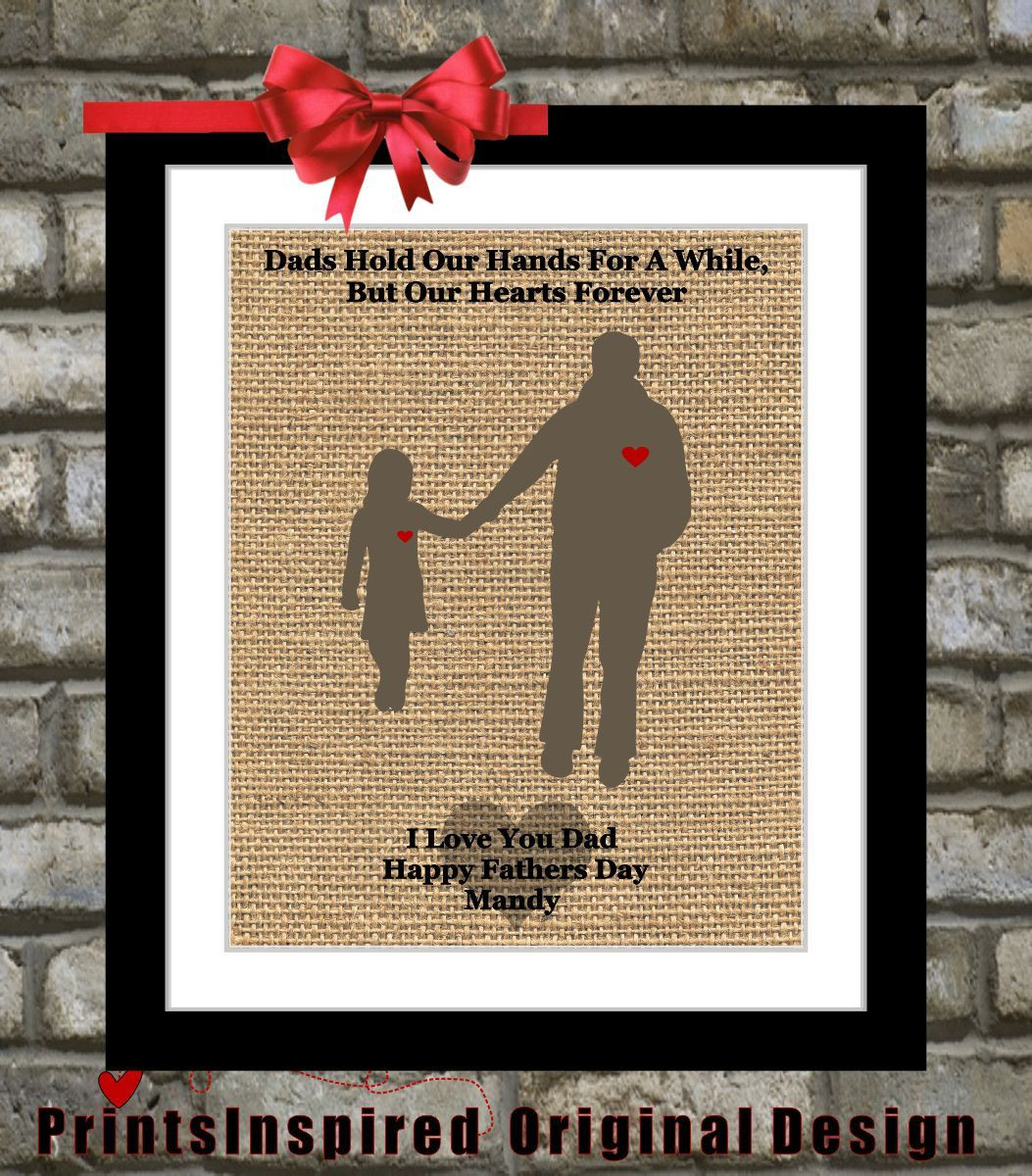 Best ideas about Christmas Gift Ideas For Dad From Daughter . Save or Pin Gifts For Dad Birthday Custom Fathers Day Gifts Unique Now.