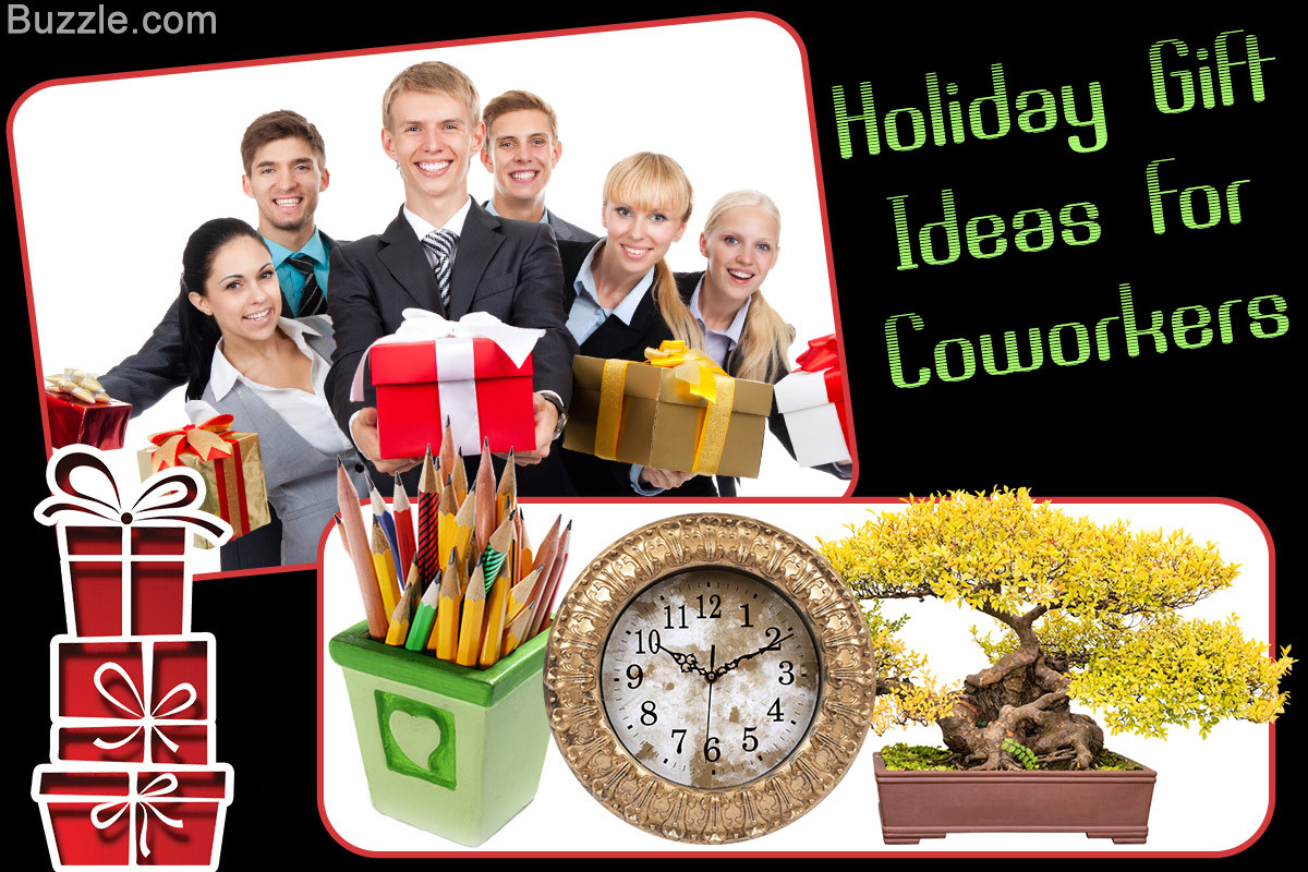 Best ideas about Christmas Gift Ideas For Employees . Save or Pin Ideas for Holiday Gifts to Make Your Employees Feel Now.