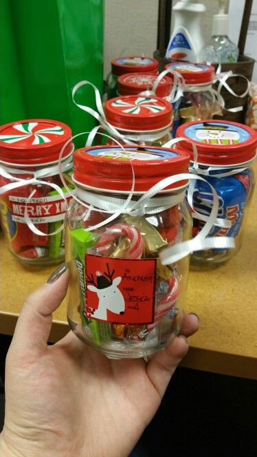 Best ideas about Christmas Gift Ideas For Employees . Save or Pin Best 25 Christmas favors ideas on Pinterest Now.