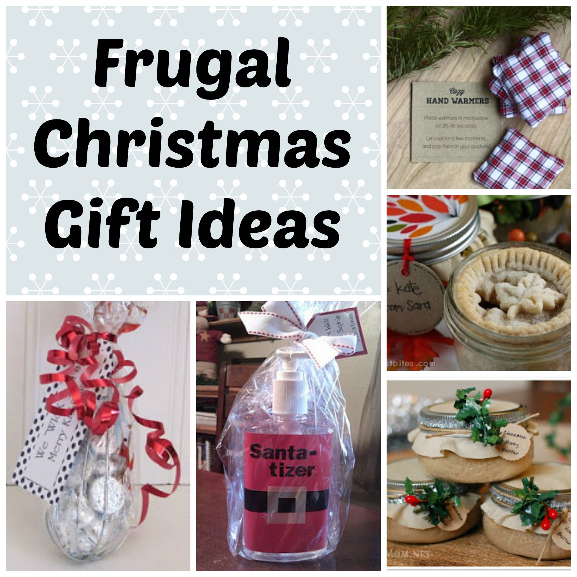 Best ideas about Christmas Gift Ideas For Family . Save or Pin Frugal Christmas Gifts for Family Friends or Neighbors Now.