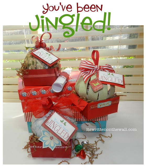 Best ideas about Christmas Gift Ideas For Family . Save or Pin It s Written on the Wall 286 Neighbor Christmas Gift Now.