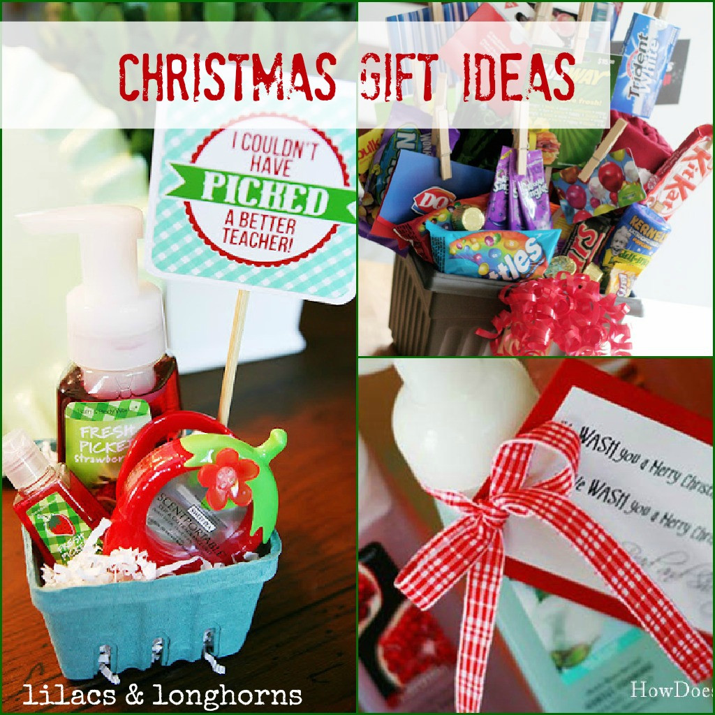 Best ideas about Christmas Gift Ideas For Family . Save or Pin Christmas Gift Ideas Lilacs and LonghornsLilacs and Now.