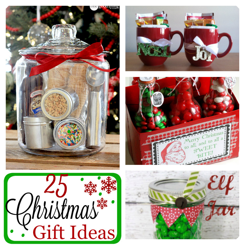 Best ideas about Christmas Gift Ideas For Friends . Save or Pin 25 Fun Christmas Gifts for Friends and Neighbors – Fun Squared Now.