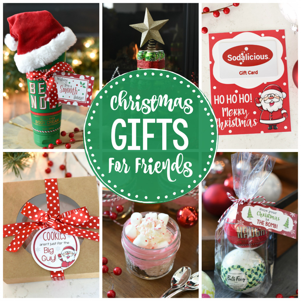 Best ideas about Christmas Gift Ideas For Friends . Save or Pin Good Gifts for Friends at Christmas – Fun Squared Now.