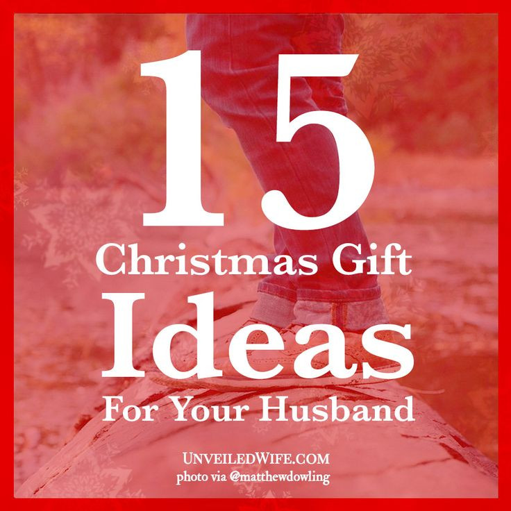 Best ideas about Christmas Gift Ideas For My Husband . Save or Pin 17 Best images about Gift Ideas For Husband on Pinterest Now.