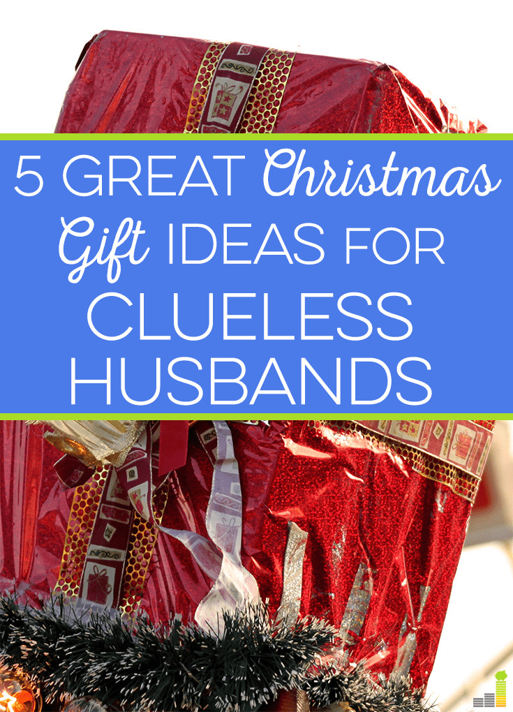 Best ideas about Christmas Gift Ideas For My Husband . Save or Pin 5 Great Christmas Gift Ideas For Clueless Husbands Now.