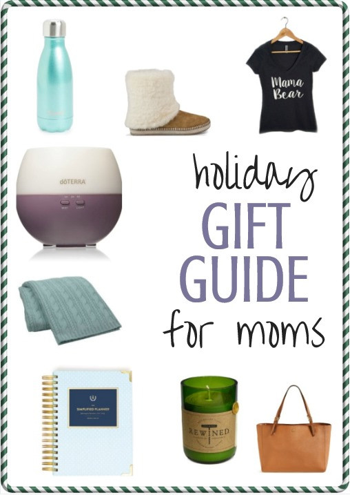 Best ideas about Christmas Gift Ideas For New Moms . Save or Pin PBF Gift Guide 2015 For Moms Peanut Butter Fingers Now.