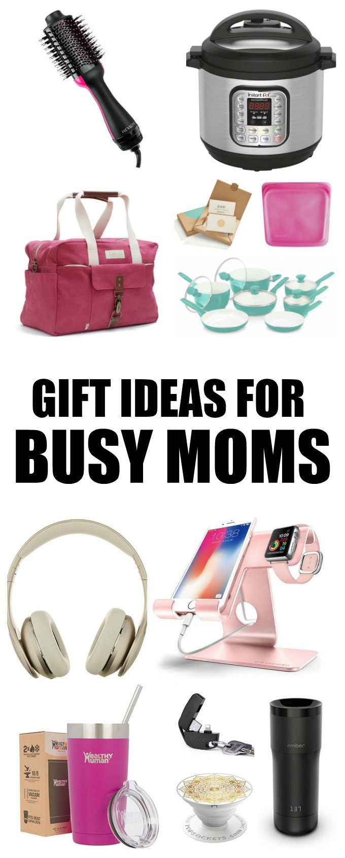 Best ideas about Christmas Gift Ideas For New Moms . Save or Pin Gift Ideas For Busy Moms Now.