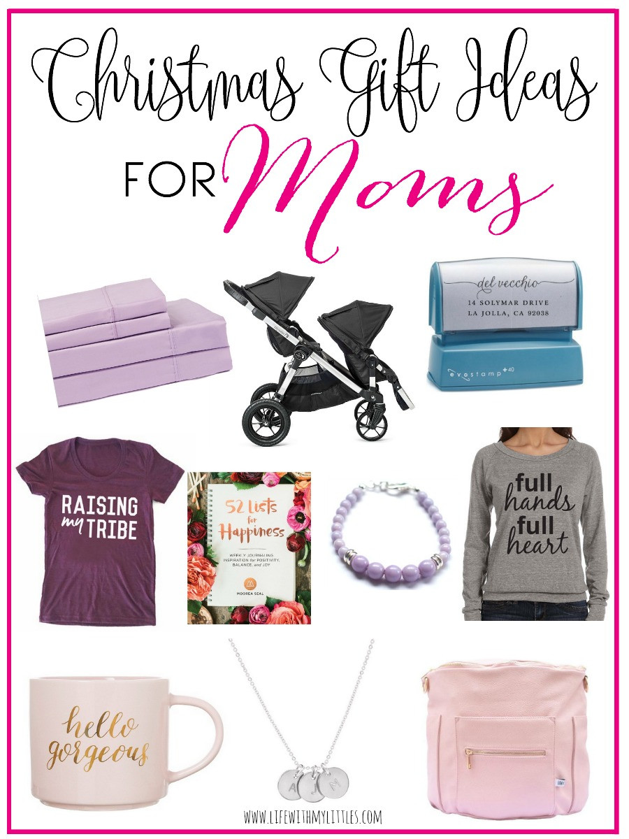 Best ideas about Christmas Gift Ideas For New Moms . Save or Pin Christmas Gift Ideas for Moms Life With My Littles Now.
