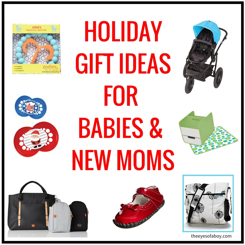Best ideas about Christmas Gift Ideas For New Moms . Save or Pin Holiday Gift Ideas for Babies and New Moms The Eyes of a Boy Now.