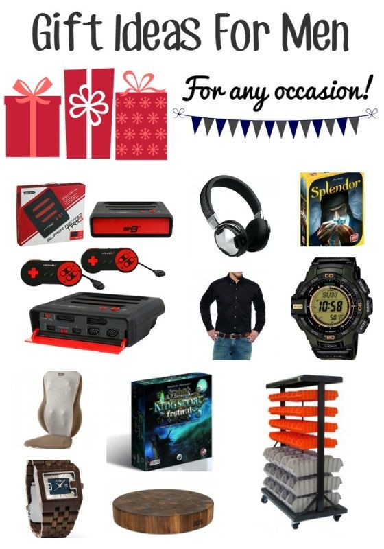 Best ideas about Christmas Gift Ideas For Tween Boys . Save or Pin Holiday Gift Guide For Men Now.