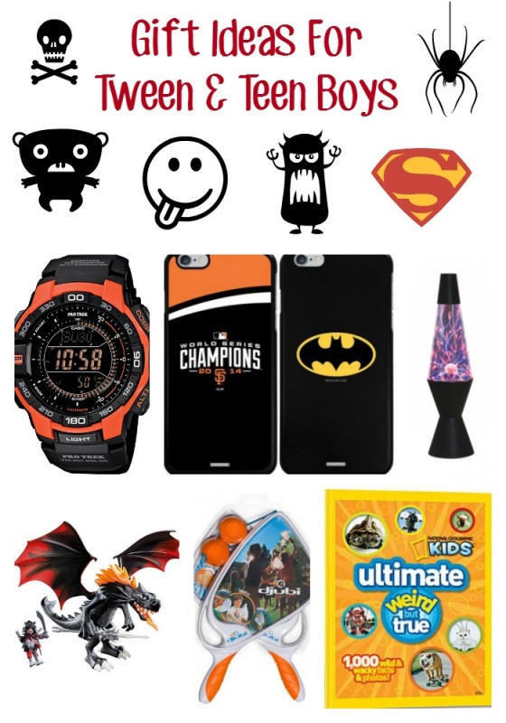 Best ideas about Christmas Gift Ideas For Tween Boys . Save or Pin Gift Ideas For Tween & Teen Boys Now.