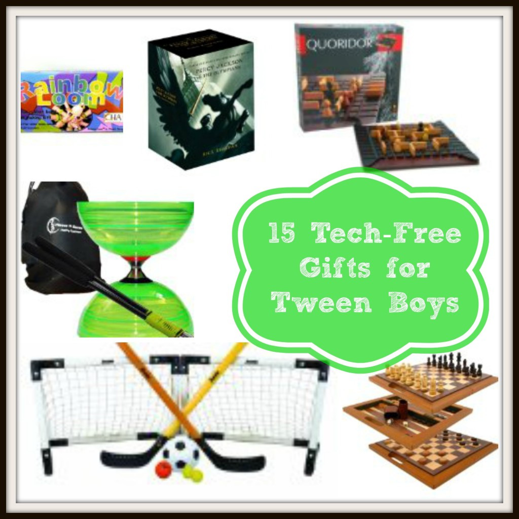 Best ideas about Christmas Gift Ideas For Tween Boys . Save or Pin 15 Tech Free Gifts for Tweens Now.