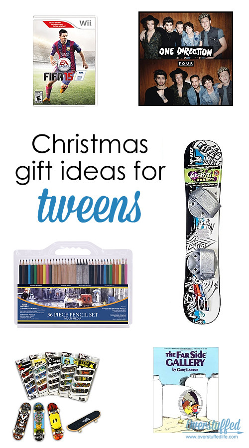 Best ideas about Christmas Gift Ideas For Tweens . Save or Pin Gift Guide for Tween Girls Overstuffed Now.