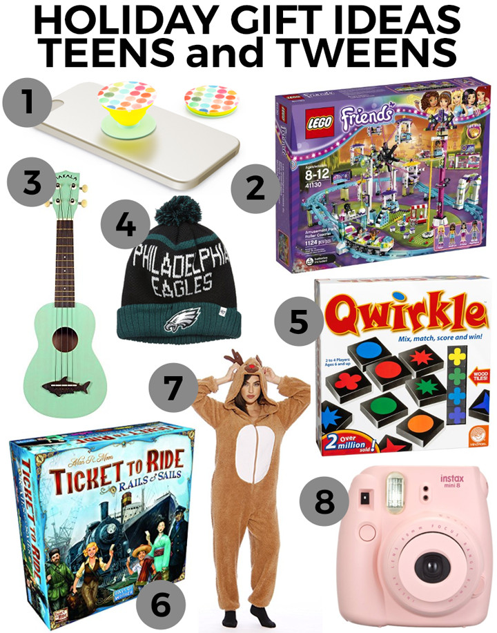 Best ideas about Christmas Gift Ideas For Tweens . Save or Pin Holiday Gift Ideas for Tweens & Teens Under $100 Now.