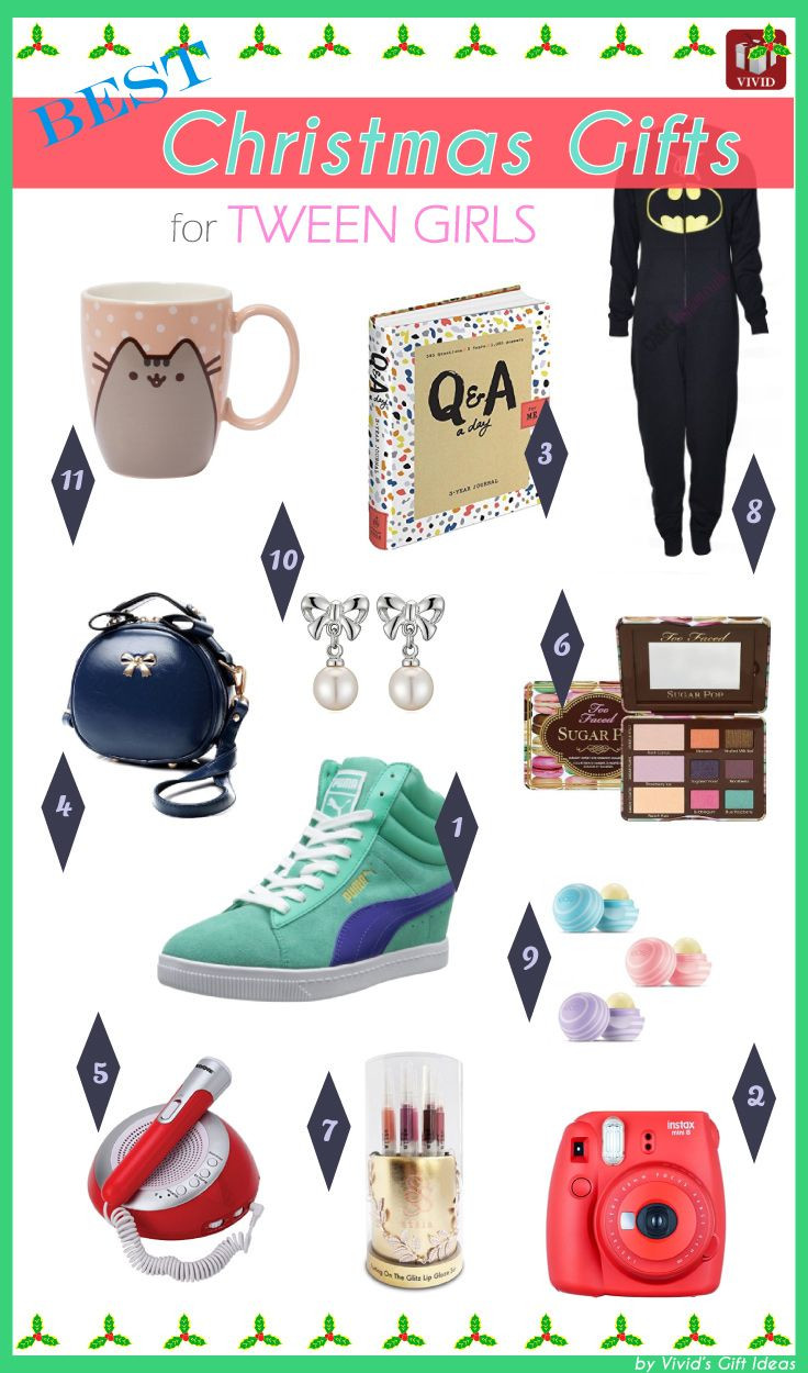 Best ideas about Christmas Gift Ideas For Tweens . Save or Pin Cool Holiday Gift Guide for Tweens Now.
