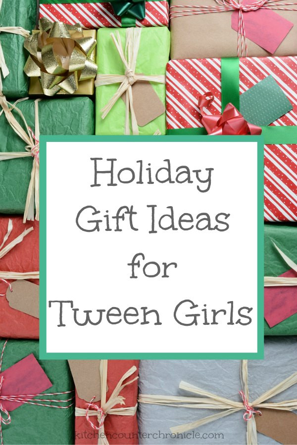 Best ideas about Christmas Gift Ideas For Tweens . Save or Pin Holiday Gift Ideas for Tween Girls Now.